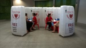 Inflatable Pop up booth