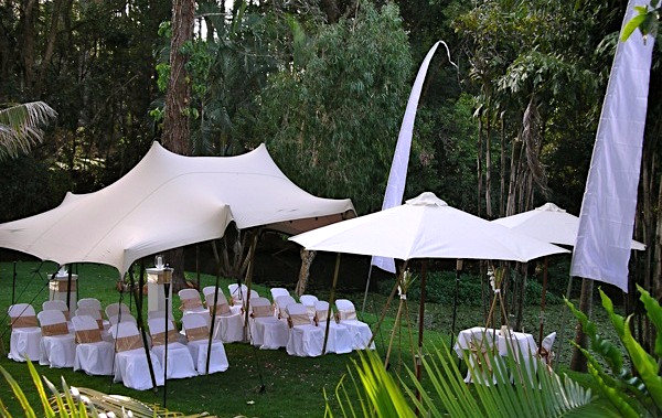 Sand Stretch Tent Wedding Tent