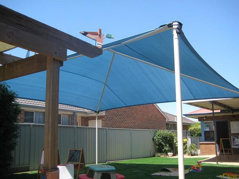 SMFS Shade Sails kindergarten