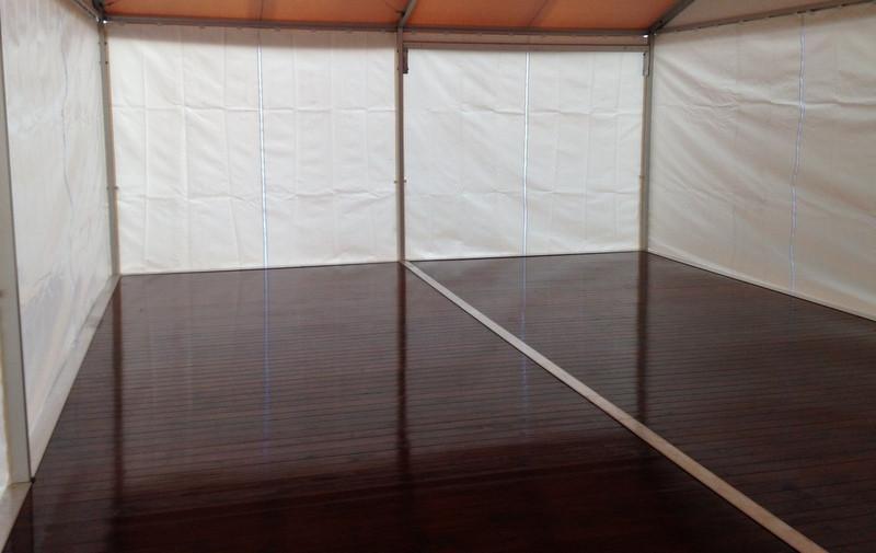 integrated wooden flooring - ballast guide