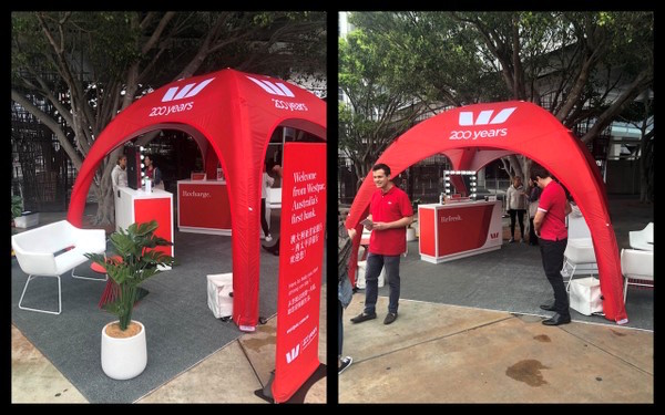 2019 year end round up - Maverick - Westpac Marquee Brand Activation