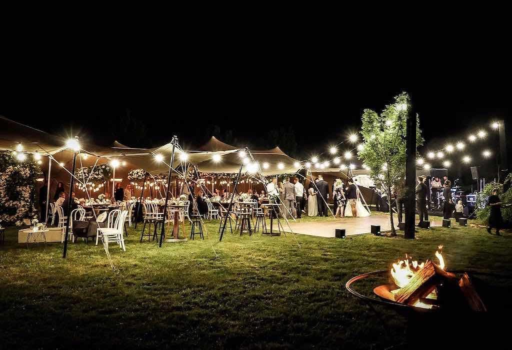 Event Avenue - Stretch Tent - Boutique Outdoor Events