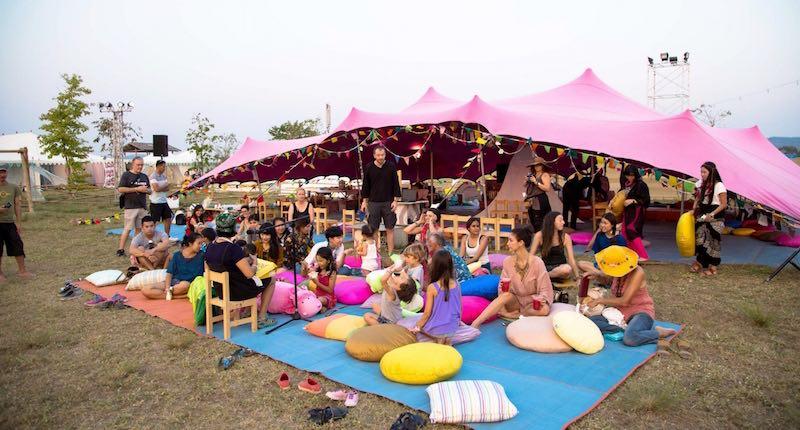 Wonderfruit - Camp Wonder for Kids