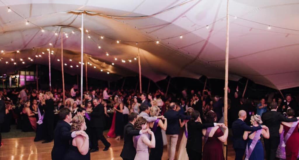 Grafton Jacaranda Festival Stretch Tents Rentals Caringa Ball