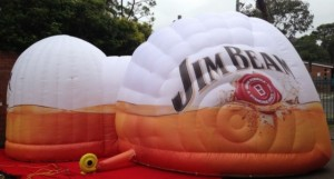 branded Inflatable marquee